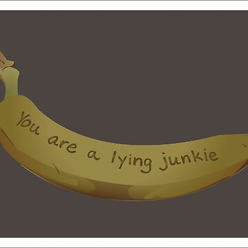 A lying Junkie | Community by markalackiie