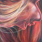 'Flame' by Jo Morgan