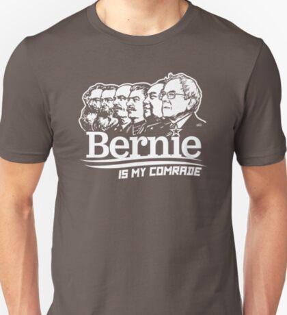 Bernie Sanders Is My Comrade T-Shirt