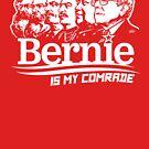 Bernie Sanders Is My Comrade by LibertyManiacs