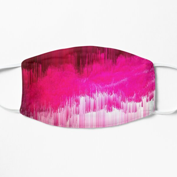 Frisson - Abstract Pixel Art Mask