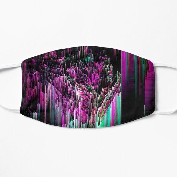 Joke's on You - Abstract Glitch Pixel Art Mask