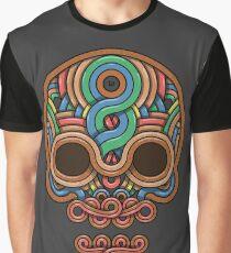 Celtic Skull Graphic T-Shirt