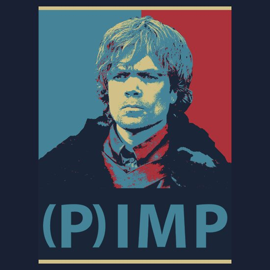 TShirtGifter presents: Lannister (P)IMP T-Shirt