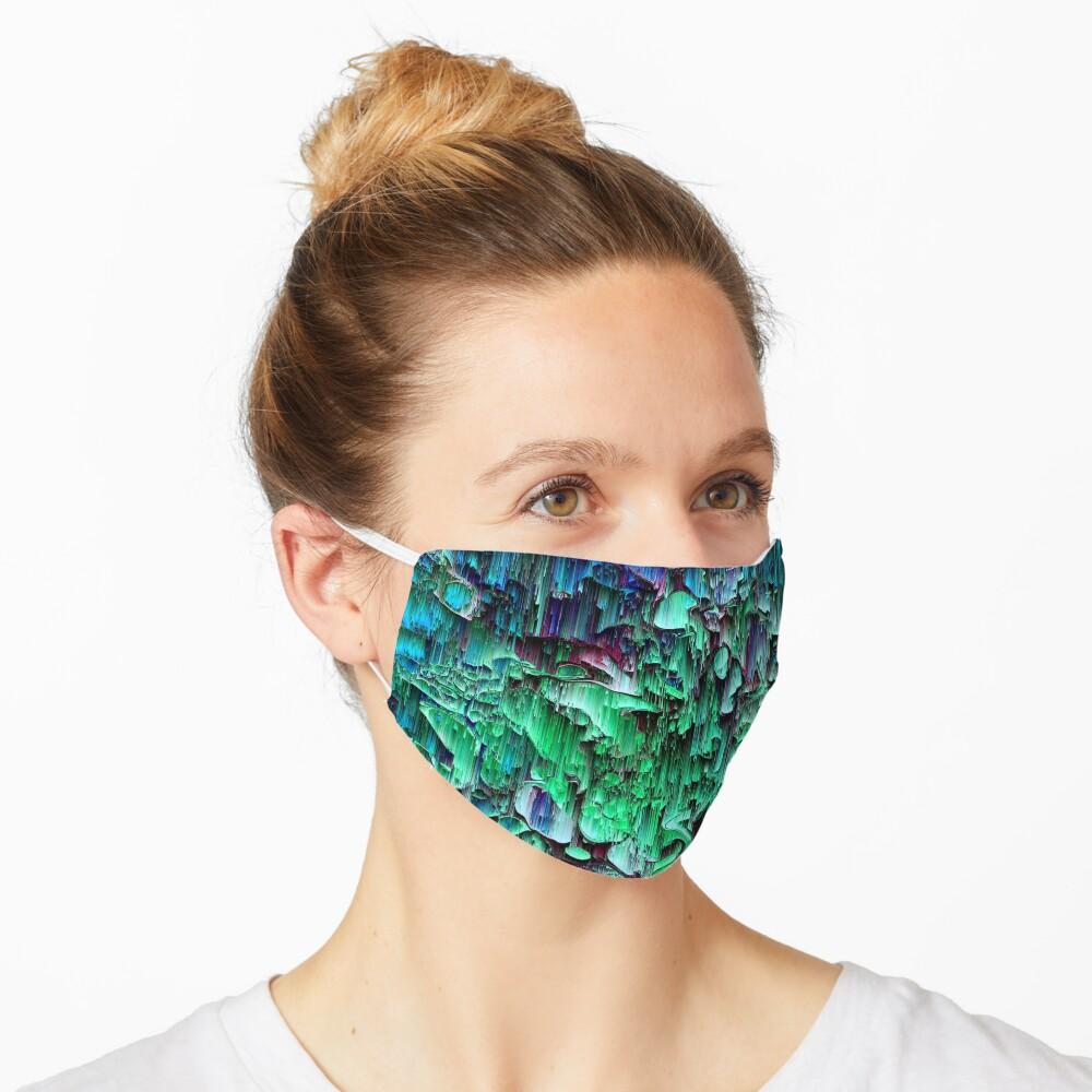What the Glitch - Pixel Art Mask