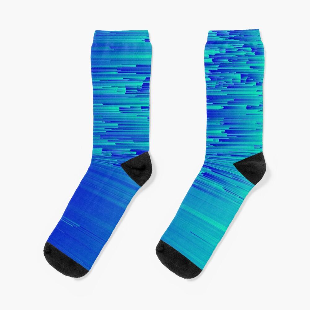 Speed Trap - Pixel Art Socks