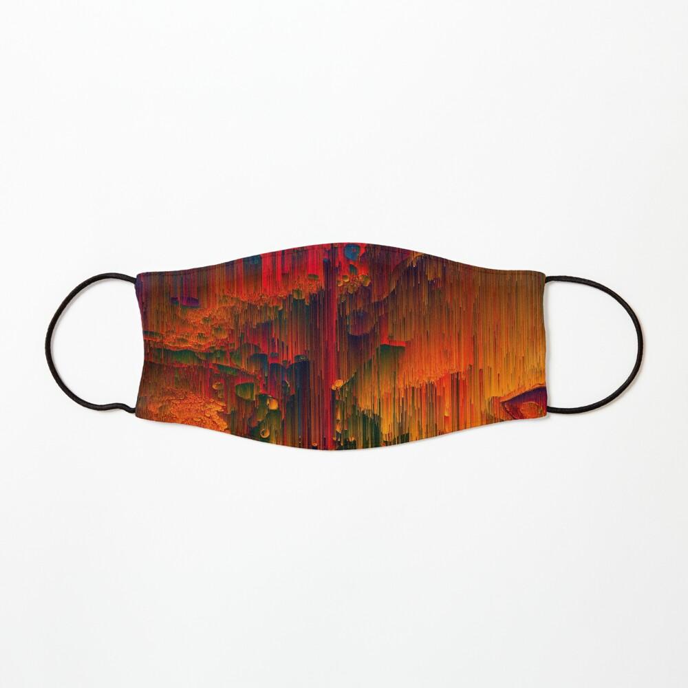 Toxic Rain - A Pixel Art Piece Mask