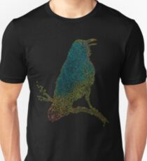 The Iridescent Raven Unisex T-Shirt