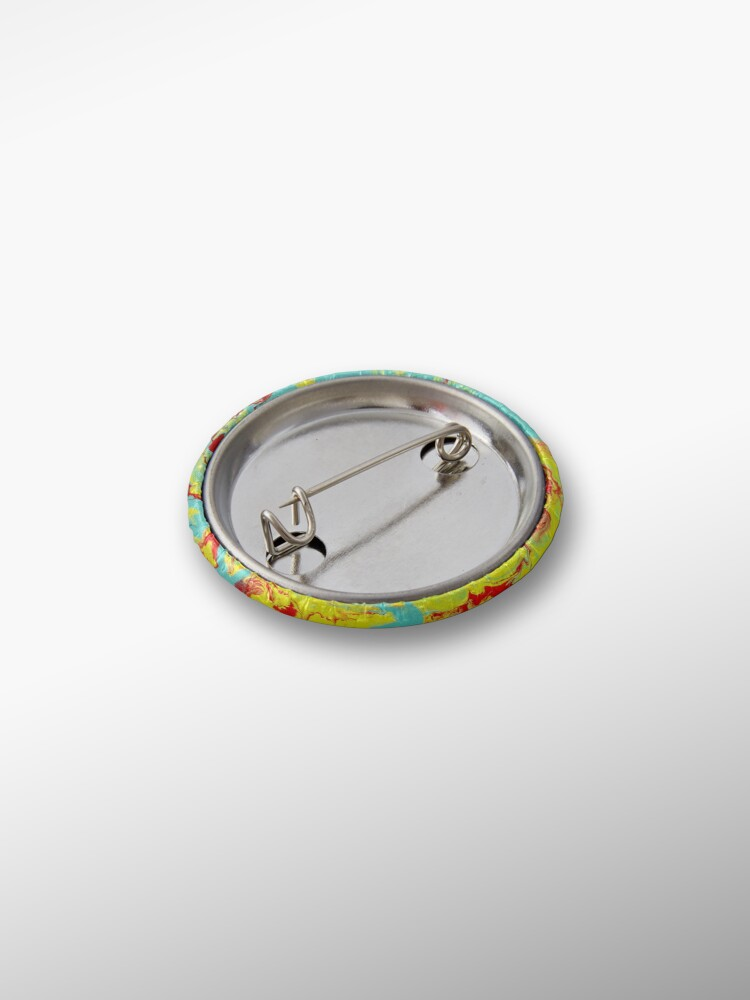 Alternate view of Splashing Down - An Abstract Piece Pin