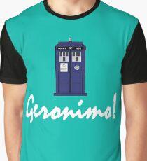 """Geronimo!"" Graphic T-Shirt"