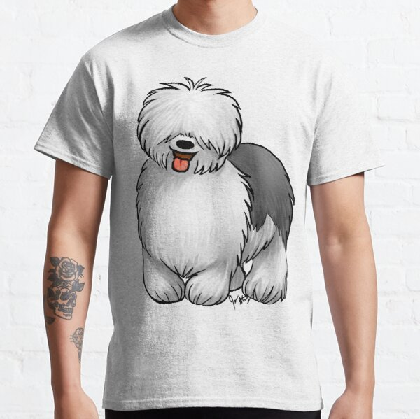 Old English Sheepdog Classic T-Shirt