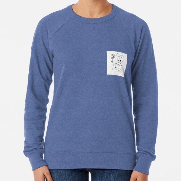 Drink? Lightweight Sweatshirt