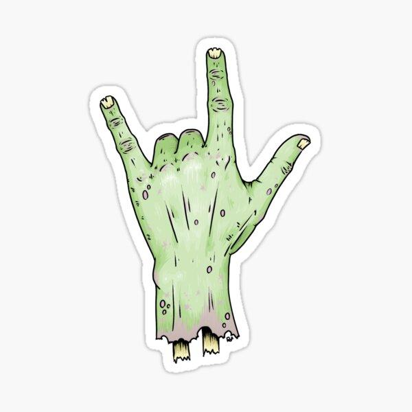 Rock'n'Rise Sticker