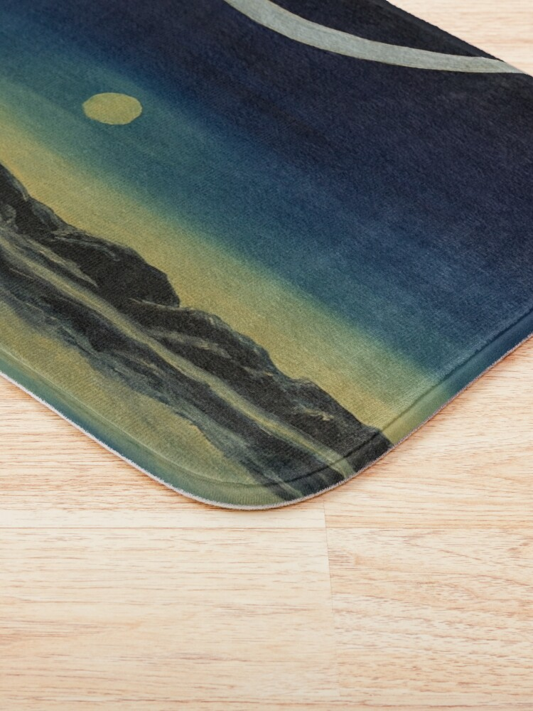 Alternate view of Supernatural Eclipse Bath Mat