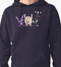 Ahh! Real Plushies Pullover Hoodie