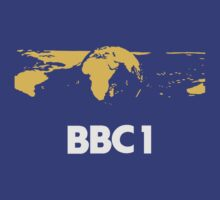 Retro BBC1 world globe ident