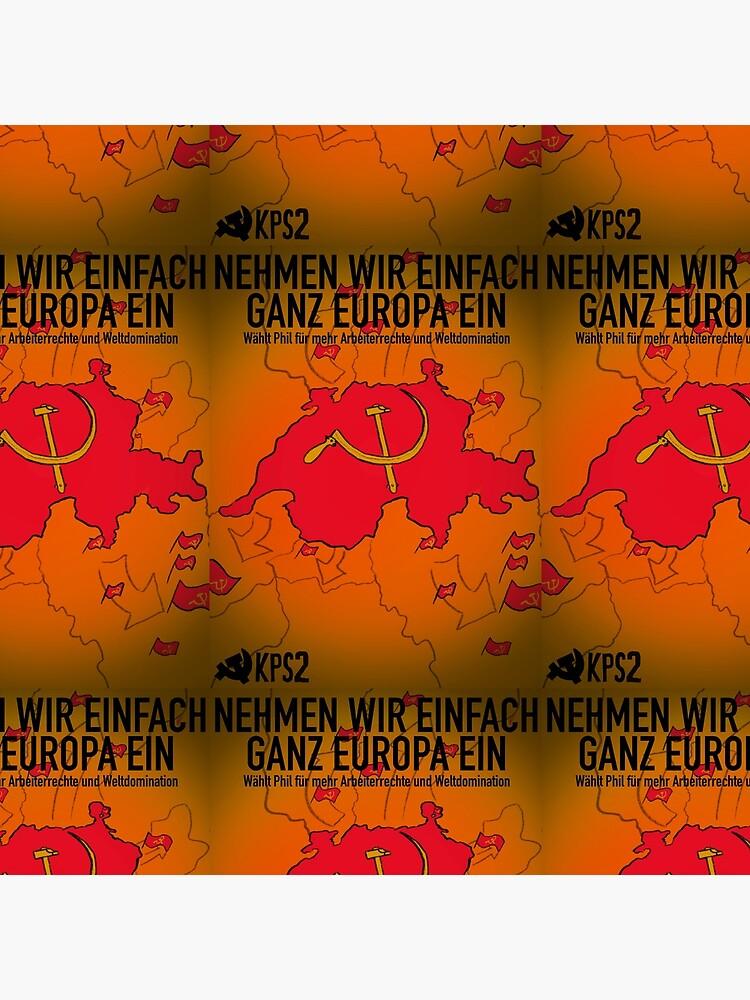 Swiss Communist Propaganda for World Domination (Epic Satire) by Ieatglass