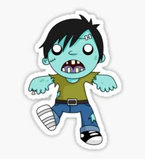 zombiee Sticker