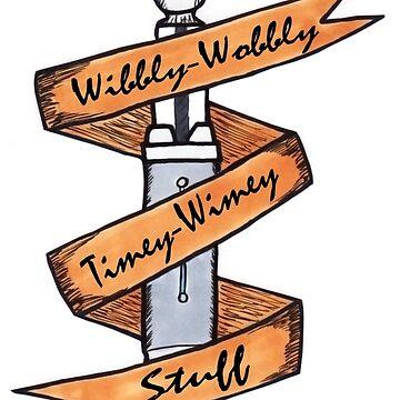 Wibbly-Wobbly Sonic. by trumanpalmehn