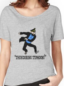 """""""Thundering Typhoon!"""" Women's Relaxed Fit T-Shirt"""