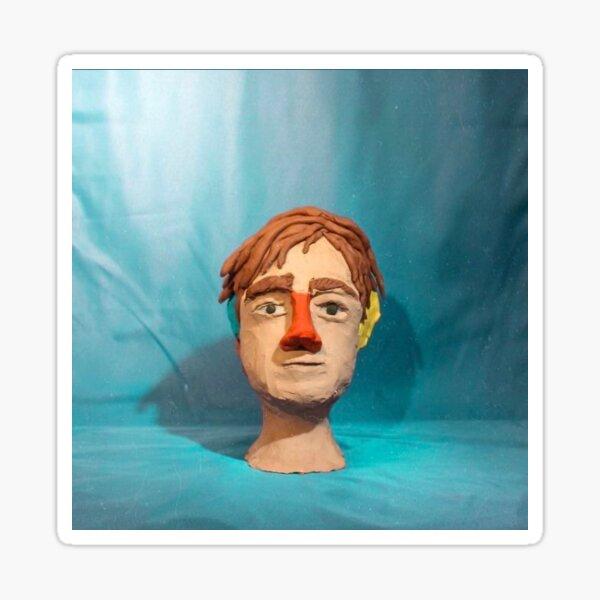 Fuzzybrain album by Dayglow Sticker