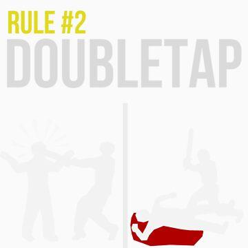 Zombie Survival Guide - Rule #2 - Doubletap von AlexNoir