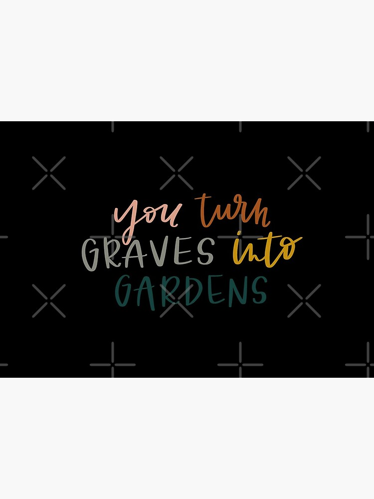 Graves Into Gardens by vulnerabilityco