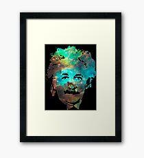 Einstein Two Framed Print