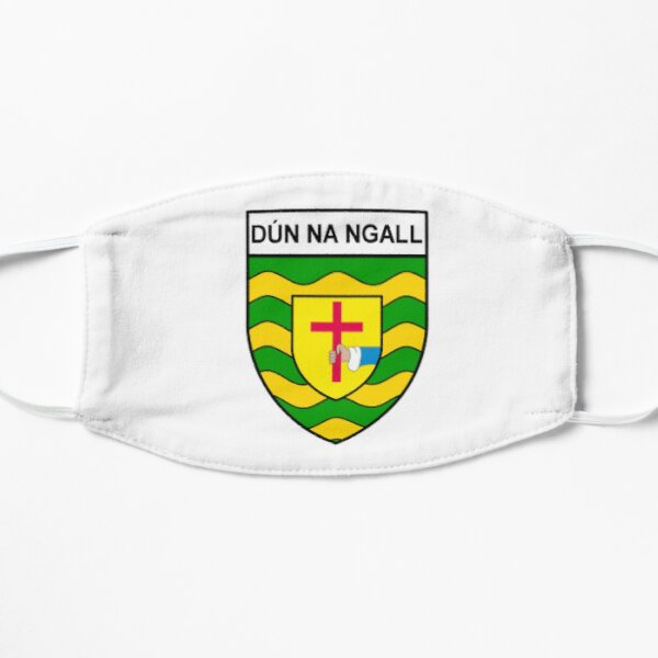 Donegal GAA Flat Mask