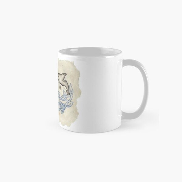 Celtic Orcas Classic Mug