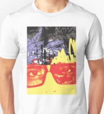 POP FACE 2 Unisex T-Shirt