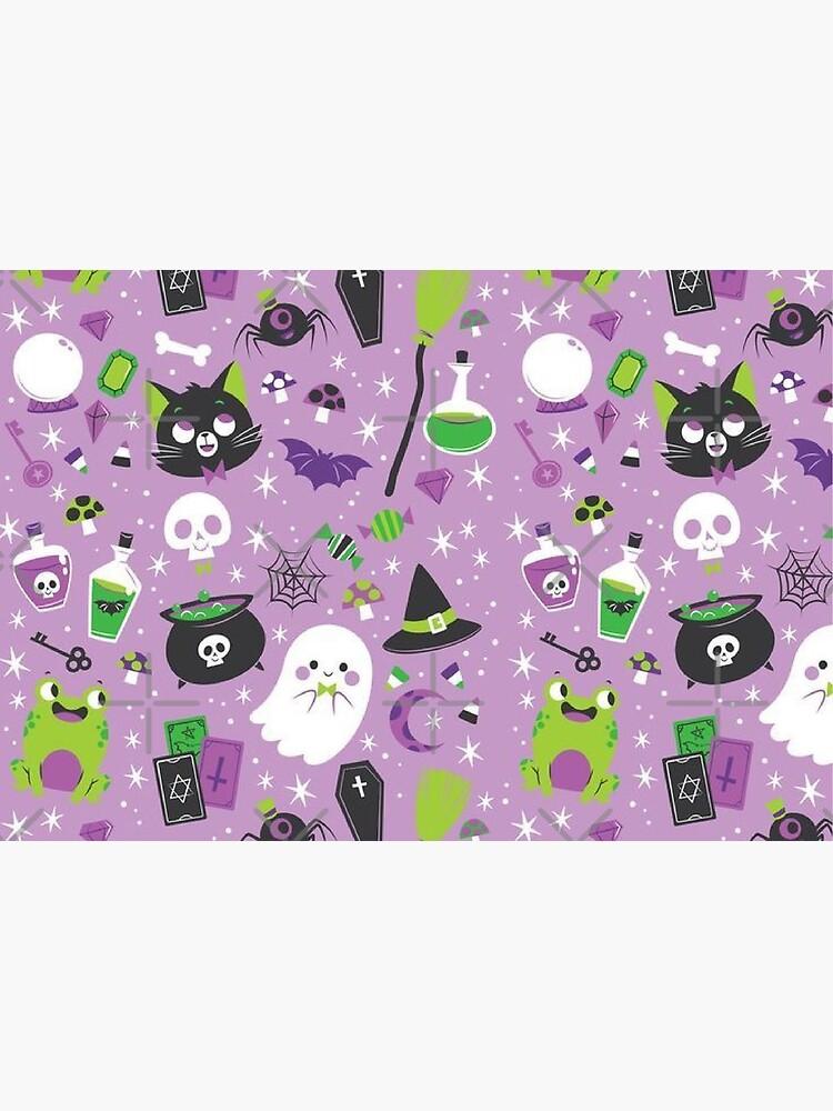 Cute Halloween pattern  by Gingerschnapps