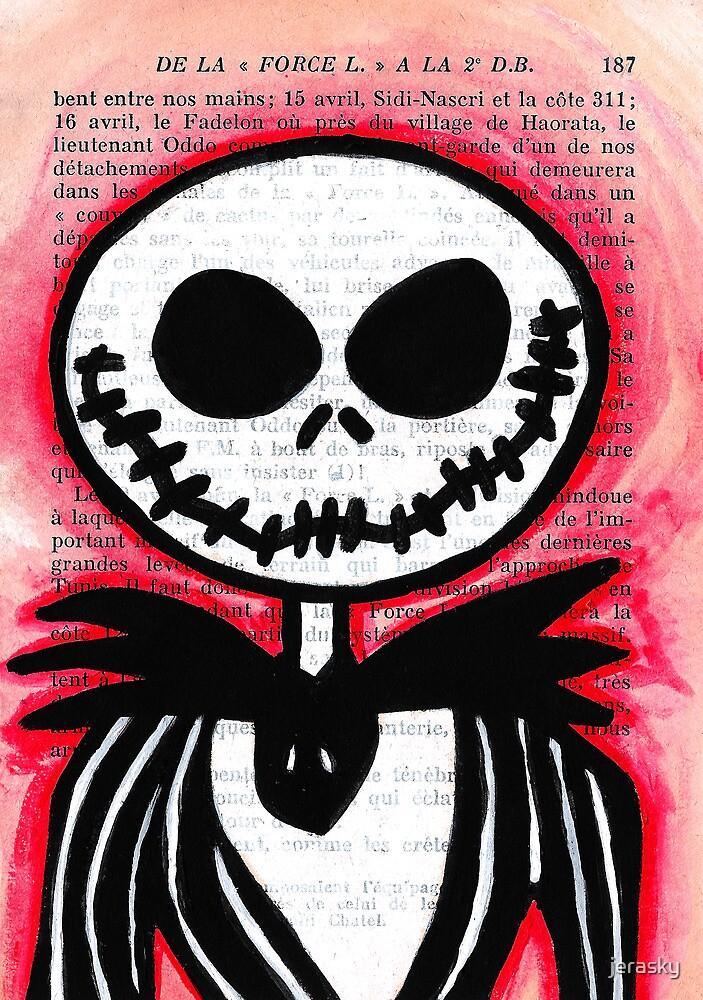 Jack Skellington by jerasky