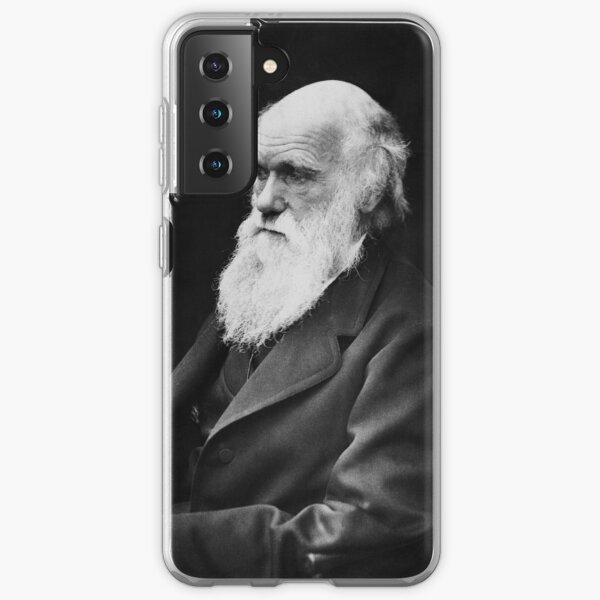 Charles Darwin Samsung Galaxy Soft Case