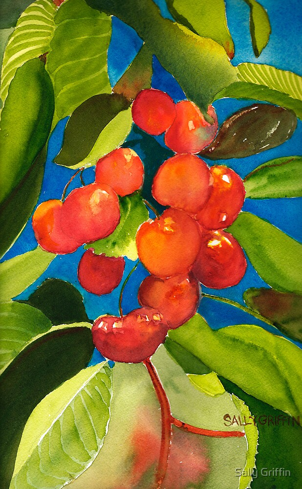 Rainier Rubies by Sally Griffin