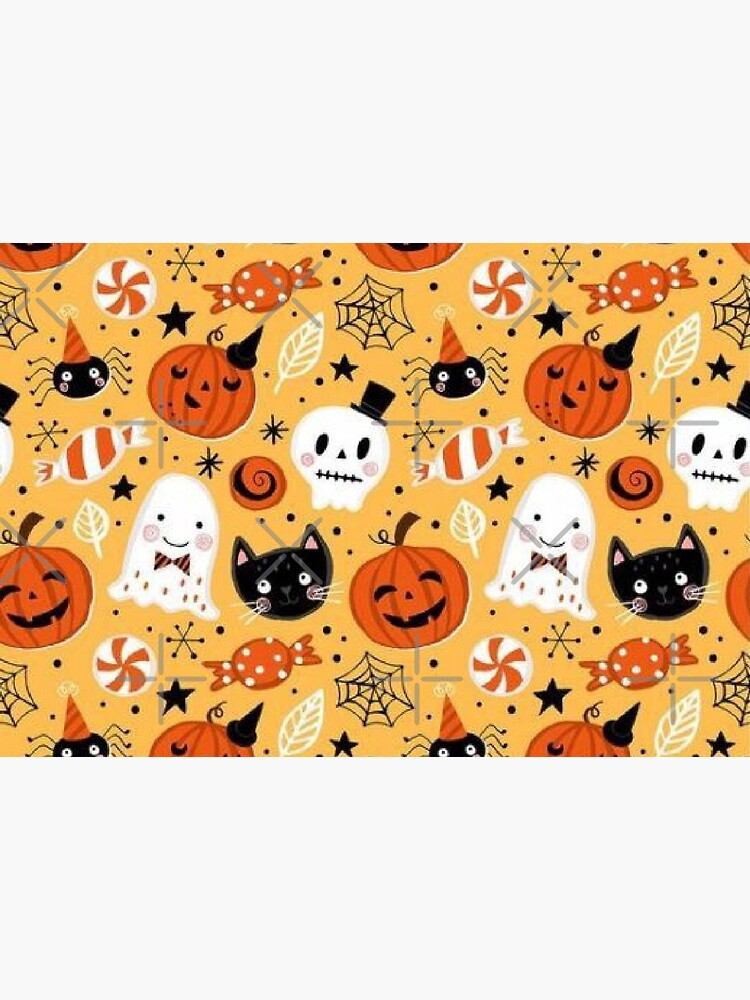 Halloween pattern  by Gingerschnapps