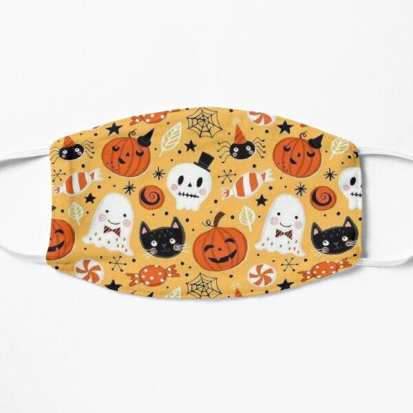 Halloween pattern  Mask