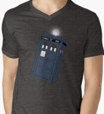 Tumblr And Relative Dimensions In (cyber)Space. Men's V-Neck T-Shirt