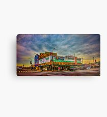 Nathan's The Original Since 1916 in Coney Island Metal Print