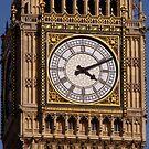 Big Ben London  by Michelle Boyd