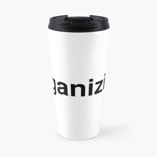 organizing Travel Mug