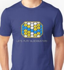 Let's Play Blockbusters! Unisex T-Shirt