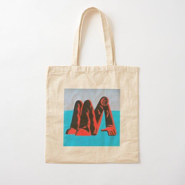 Man Alive! - King Krule Album Cover Cotton Tote Bag