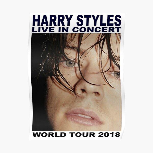 HS Concert World Tour 2018 Póster