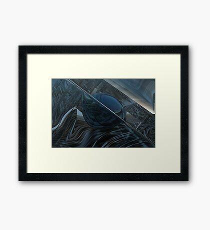 Hopelessness / Desperation Framed Print