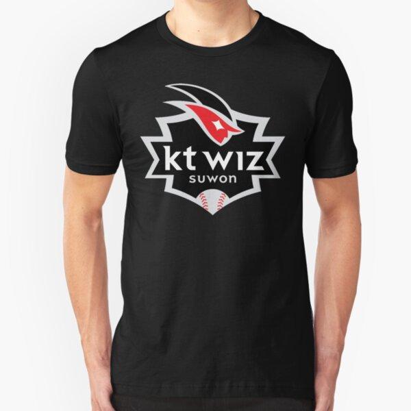 KT Wiz (Suwon) - KBO Slim Fit T-Shirt