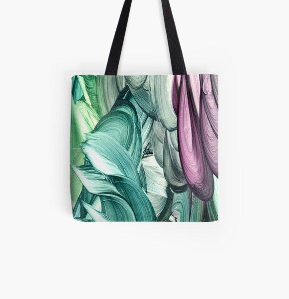 Mermaids X All Over Print Tote Bag