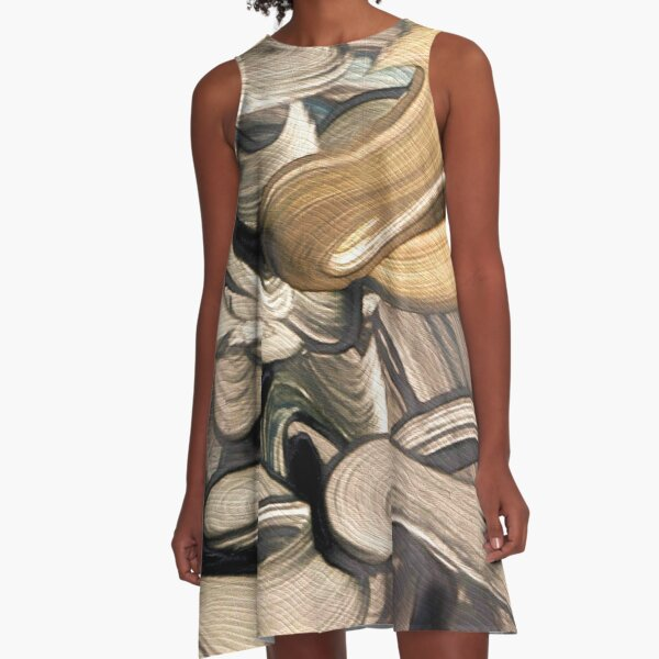 Hecatoncheires A-Line Dress