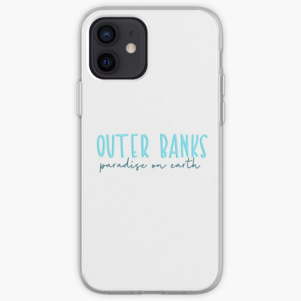 Outer Banks Paradise on Earth iPhone Soft Case