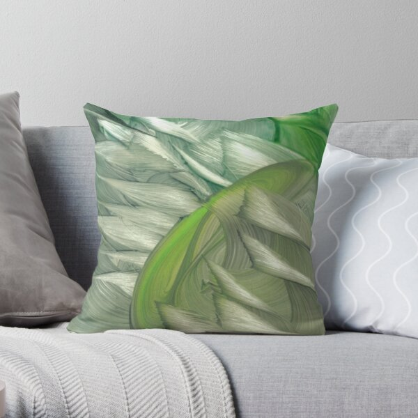 Igalimma Throw Pillow